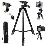 Endurax Camera Tripod 60' for Phone and Camera Aluminum DSLR...