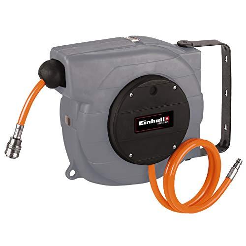 petit un compact Enrouleur automatique Einhell DLST9 + 1 (pression maximum 12 bar, bouchon…