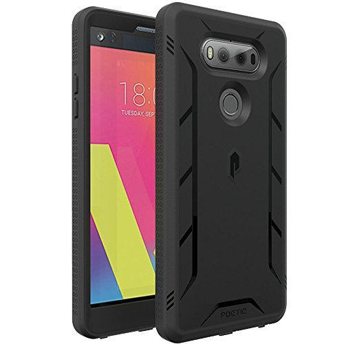 LG V20 Case, POETIC Revolution Series [Premium Rugged][Shock...
