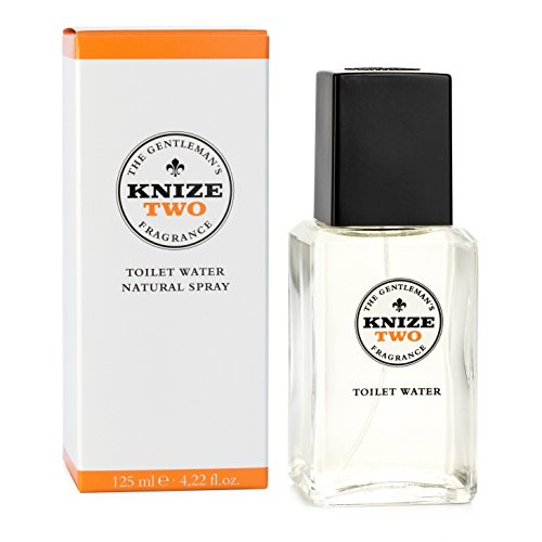 KNIZE Two Toilet Water Vapo 125 ml, 1er Pack (1 x 125 ml)