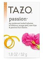 3個セット TAZO/ タゾティー パッション カフェインフリー ハーブティー 20ティー[海外直送品]