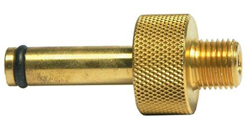 SKS Zubehör MAGURA/ROND-Adapter mit O-Ring, gold, 3 x 3 x 2 cm