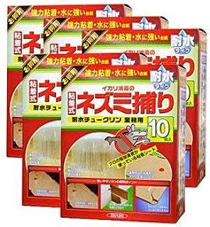 耐水チュークリン業務用 10枚入×5個