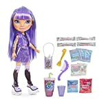 Rainbow Surprise Rainbow High 14-inch Doll – Amethyst Rae Doll with DIY Slime Fashion   Complete Doll Clothes and Accessories- Fun Playset for Kids Ages 6+