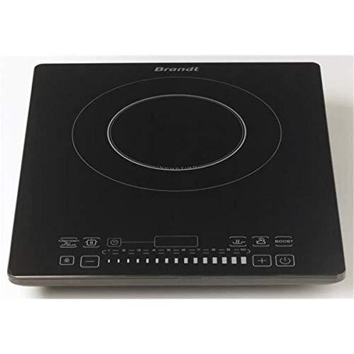 Brandt - ti1slim - Table de cuisson à induction posable 2000w noir