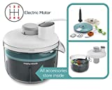 Morphy Richards 401012 Prepstar Food Processor for Innovative Meal Prep with All in
