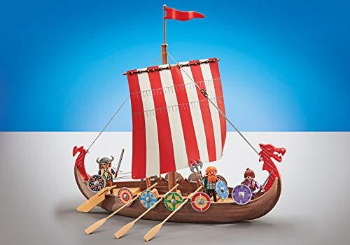 PLAYMOBIL Barco Vikingo 9891