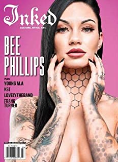 Inked Magazine March 2020 Bee Phillips