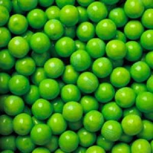 Dubble Bubble Green Apple Gumballs Aprx 1 Inch Gum  5 Pounds