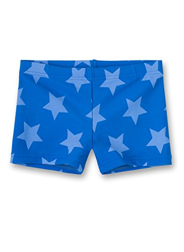Sanetta Jungen Swim Pants Badehose, Blau (Sailor Blue 5909), 128