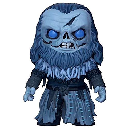 Funko Pop Television : Game of Thrones - Giant Wight (ECCC 2018 Limited Edition) 3.9inch Vinyl Gift...