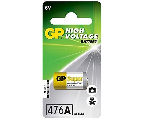 GP Batteries 476A Pile 476 A P X 28 A/4LR44/6 V