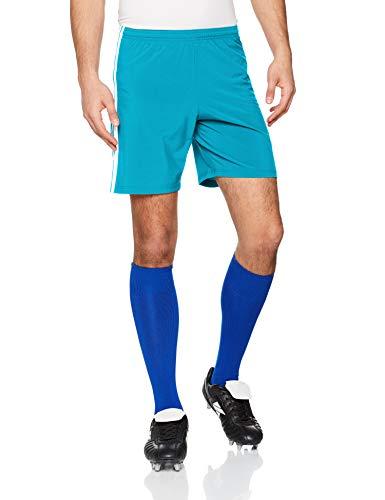 adidas CONDIVO18 SHO Pantalones Cortos de Deporte,  Hombre,  Bold Aqua/White,  S
