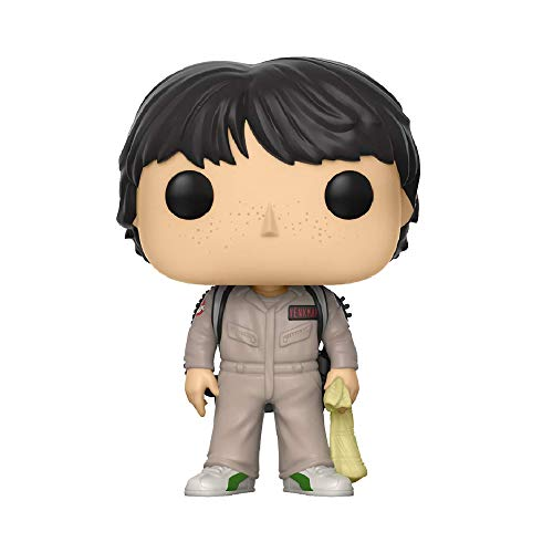 Funko - POP! Vinilo Colección Stranger Things - Figura Mike