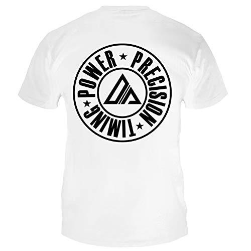 Dynamix Athletics T-Shirt PPT Weiß -...
