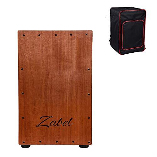 Zabel Cajon Mahagony Top- with Bag