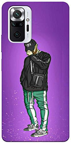 YES Style Attitude Redmi Note 10 Pro Cover for Boys Attitude
