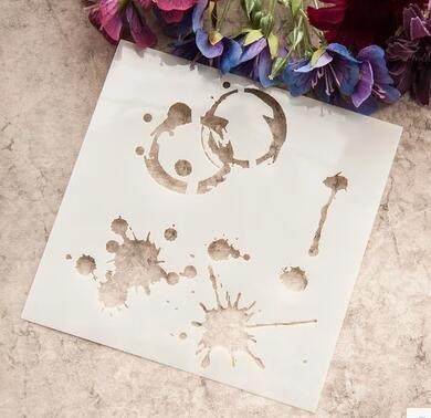 MASUNN gelaagde stencils voor doe-het-zelf Scrapbooking fotoalbum decoratieve reliëf DIY papier kaarten ambachten