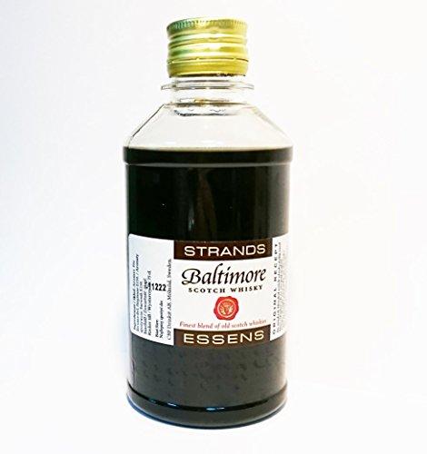 Wodka Essenz 7,5L BALTIMORE WHISKY - Aromaessenz | Konzentrat Vodka | Fusel Turbohefe | Alkoholometer | Wodkahefe | Weinhefe