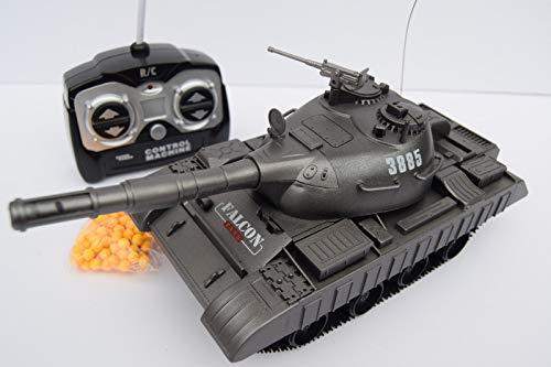 SAMMAR GIFTS Radio Remote Control Military Falcon Rc BB Tank Bullet...