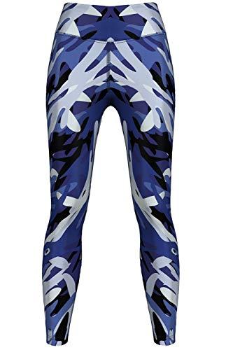 Preisvergleich Produktbild Camo Leggings sehr dehnbar Leggings für Sport,  Yoga Gymnastik,  Training,  Tanzen & Freizeit,  40 / L