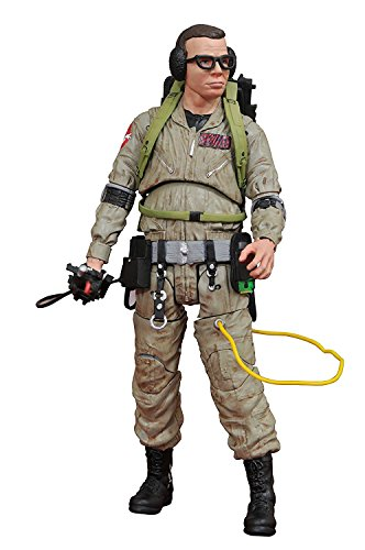 DIAMOND SELECT TOYS Ghostbusters 2 Select: Louis Tully Action Figure