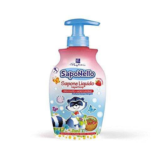 savon liquide saponello idratante 300 ml