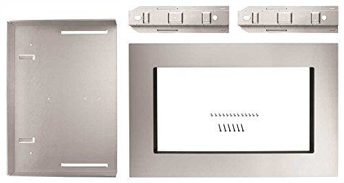 Whirlpool MK2160AS Kitchenaid 30' Stainless Steel Built-In Microwave Oven Trim Kit