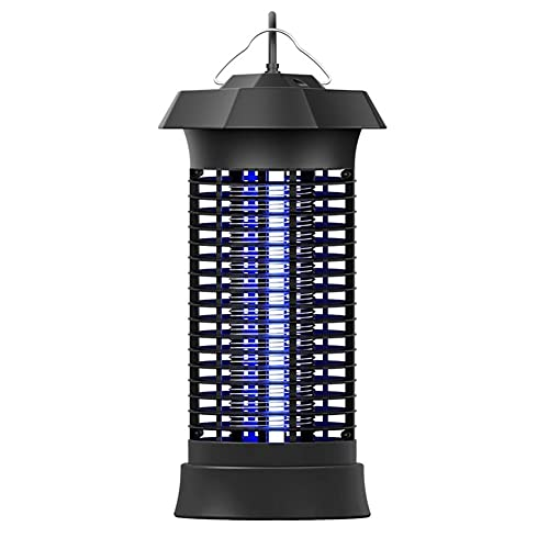 XINGHE Lámpara Antimosquitos Eléctrico UV 6W, LED Mosquito Lámpara Trampa, Fácil de...