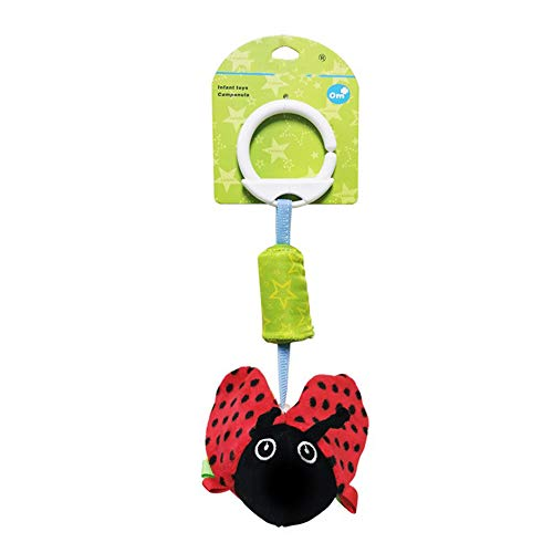 Buy Bargain Alician Infant Toy 0-3 Years Old Dolphin Bee Beetle Wind Chime Animal Crib Rattle Pendan...
