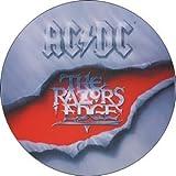 AC/DC Razors Edge Button B-0540
