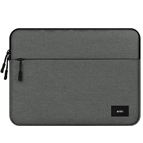 13.3 inch Travel Protective Laptop Carrying Bag Sleeve Case for MacBook Air/MacBook Pro/HP Spectre Folio / x360 / Envy 13t / EliteBook x360 / Dell Inspiron 13 5000/7000 / Latitude 3390 2-in-1