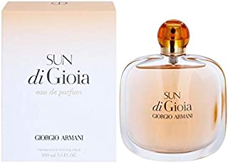 Giorgio Armani Acqua Di Gioia Sun Eau de Parfum for Women 3.4 fl oz / 100 ml