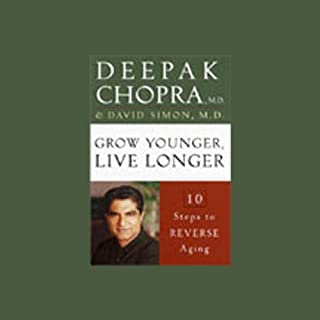 Grow Younger, Live Longer audiobook cover art