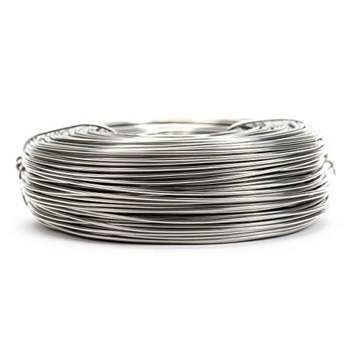 304 Stainless Steel Tie Wire 16 Gauge, 3.5 lb Coil, 336 feet Long