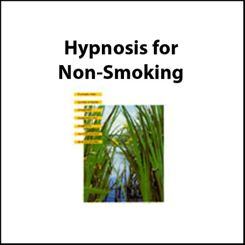 Hypnosis for Non-Smoking audiobook cover art