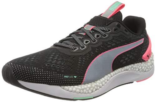 PUMA Speed 600 2 WN s, Chaussure de Course sur Route Femme, Black-Ignite Pink, 38 EU