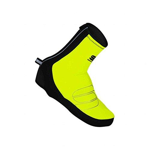 Cubrezapatillas Sportful WS Reflex Neon 2016