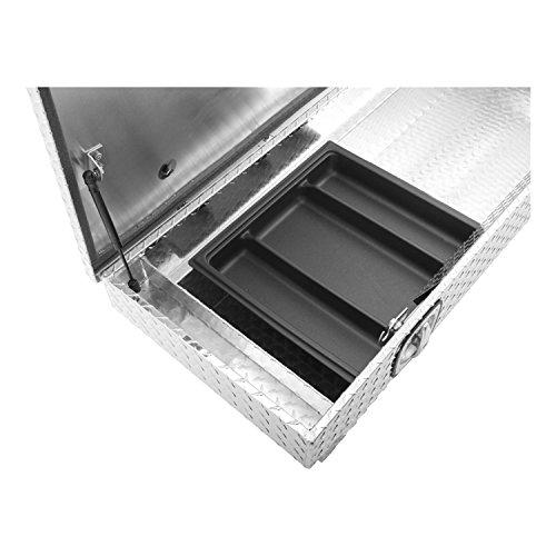 UWS UWS-P-TRAYS Tool Box Tray Plastic For Use w/Any UWS Standard Width Crossover Truck Tool Box Tool Box Tray