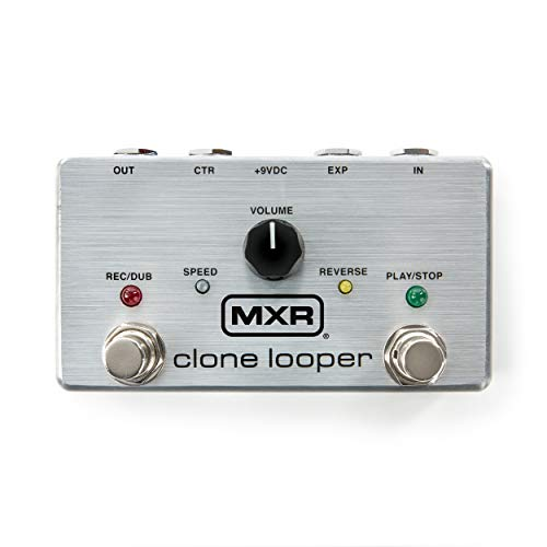 MXR Clone Looper Guitar Effects Pedal (M303)