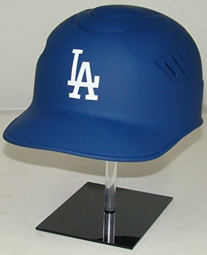Los Angeles Dodgers Matte Blue MLB New Coolflo Style Official Authentic Baseball Helmet (for Catchers or Coaches)