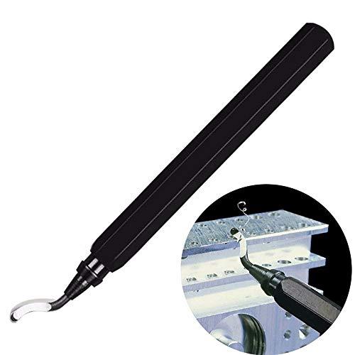 HWW-Drills, 1pc Kantenschneider NB1100 Entgrat- Griff Metall mit Reibahle Werkzeugteile Trimming Metallverarbeitung RB1000 Schneller Burr Scraper Kit