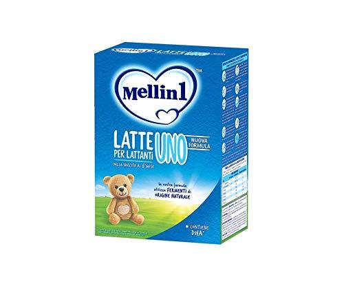 Mellin 1 Latte in Polvere per Neonati - 4...