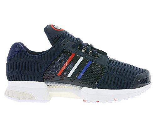 Adidas Herren Climacool 1s76527Trainer, Blau/Rot/Weiß, 44 2/3 EU