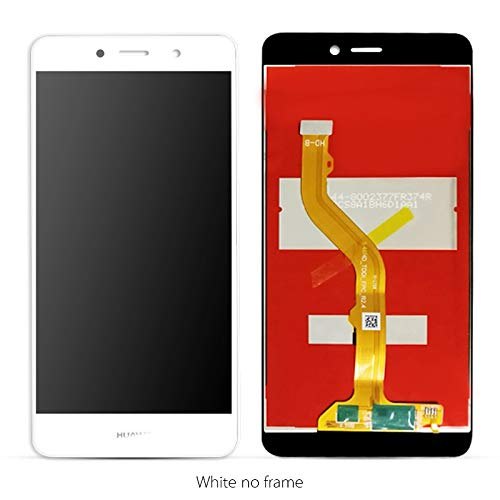 AiBaoQi For Huawei Y7 Prime 2017 IPS LCD Display 5.5 Inch Touch Screen Digitizer Assembly for Huawei Nova Lite+ TRT-LX1 (White no Frame)