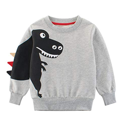 Kids Clothes Unisex Baby Boy Top...