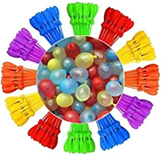 Self-Sealing Water Balloons Instant Balloons Easy Quick Fill Balloons with in 60 Second Splash Fun Rapid-Filling for Kids ...
