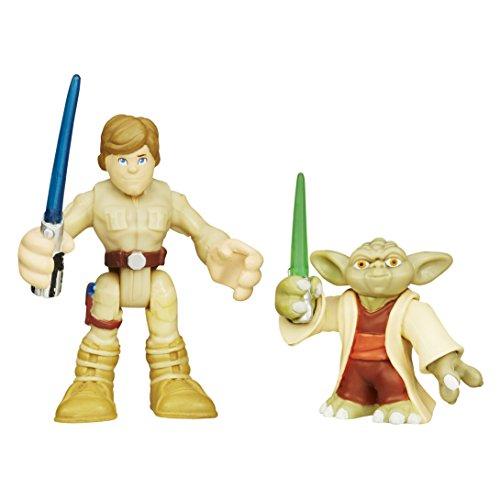 Star Wars Galactic Heroes Pilot Stormtrooper C3PO R2d2 Yoda 2.5/'/' Action Figure