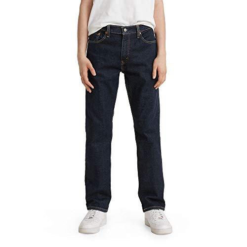 Levi's Herren 505 Regular Fit Jeans, Sotto Pressione, Elasticizzato, 36W x 30L