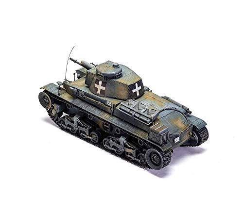classement un comparer 1yess Model Kit Puzzle Military Tank, 1/35 Allemagne Seconde Guerre mondiale PZKPFW-35 Tjigsaw…